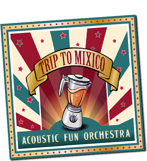 Acoustic Fun Orchestra - Trip To Mixico